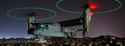 V-22 Osprey Loose Bolts Ground Fleet – Military News