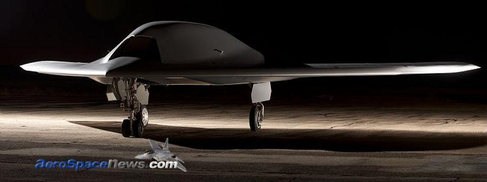 Dassault nEUROn Drone UCAV UAV Video Picture