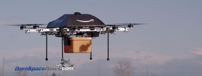 Amazon Prime Air Drone Tests Dodge FAA Regulations