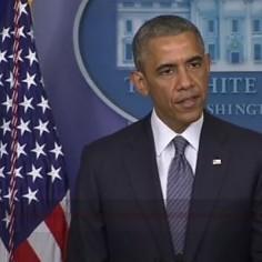 President Barack Obama Says Malaysia MH17 Shot Down
