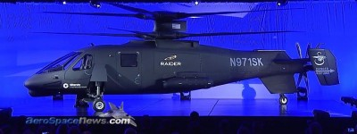 Sikorsky S-97 RAIDER Rollout Video