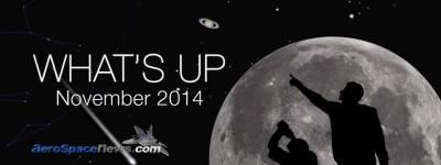 November 2014 Stargazing – Skywatching – Astronomy Night Sky