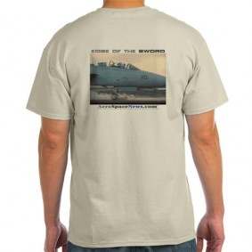 Fan Funding Leading Edge T-Shirt (Back)