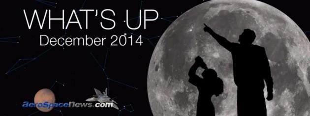 December 2014 Stargazing – Skywatching – Astronomy Night Sky