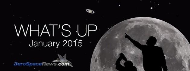 January 2015 Stargazing – Skywatching – Astronomy Night Sky