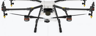 DJI Announces Agras MG-1 Agricultural Drone – Video