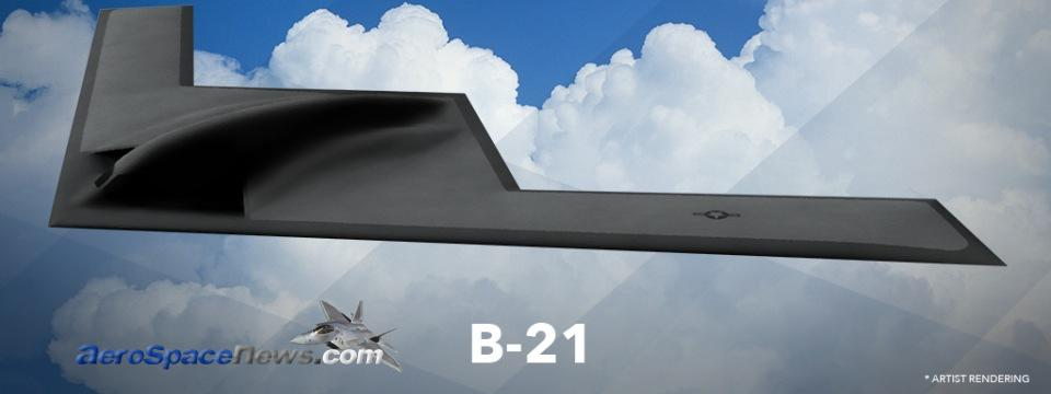 Boeing USAF B-21 Long Range Strike Bomber (LSB) Picture