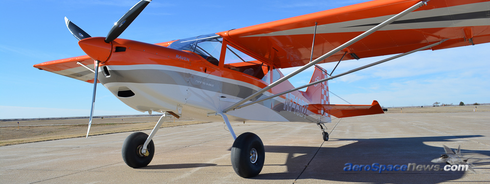 RANS S-20LS Raven FAA certified Factory Built SLSA