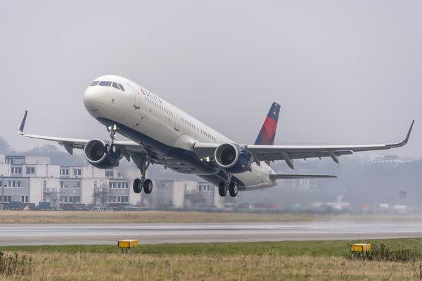 Delta Air Lines A321ceo CFM56-5B Engines
