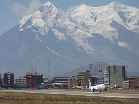 Boeing 737 MAX High Altitude Flight Test