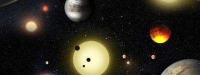 NASA's Kepler Finds Largest Amount of ExoPlanets Discovered