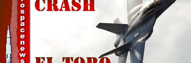 El Toro F/A-18 Hornet Plane Crash Video