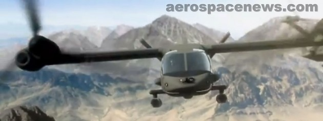 Bell V-280 Valor Tiltrotor [Video]