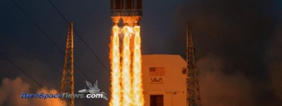 Orion First Flight Video