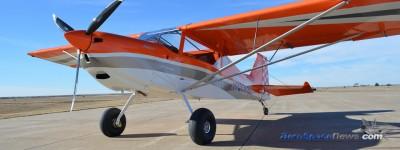RANS S-20LS Raven Now FAA Certified Factory Built SLSA