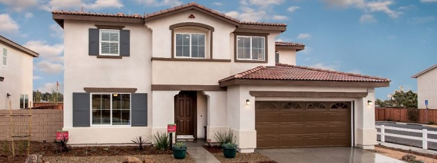 New Homes For Sale In Rosamond Near Edwards Air Force Base