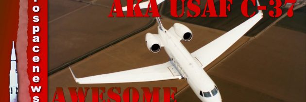 Gulfstream V (GV) Aerial Video | C-37 Air-to-Air | Aviation Videos