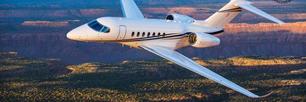 Cessna Citation Longitude FAA Certified