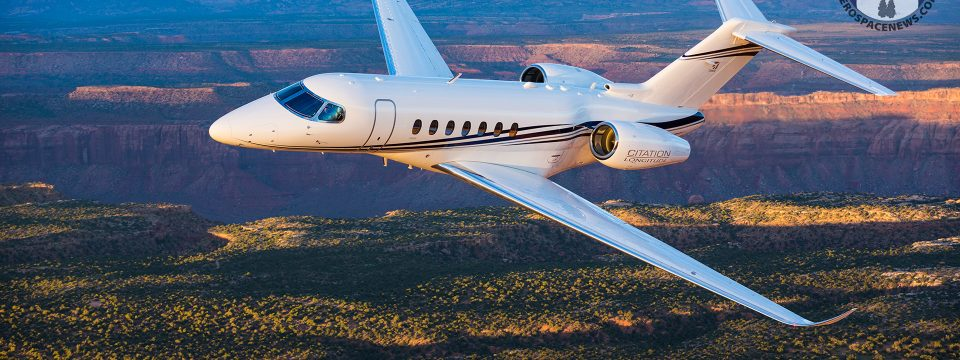 Cessna Citation Longitude FAA Certified [Video]