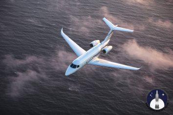 Cessna Citation Air-to-Air Image