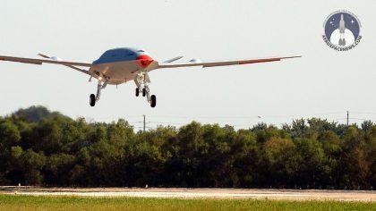 Boeing MQ-25 Drone Achieves First Flight