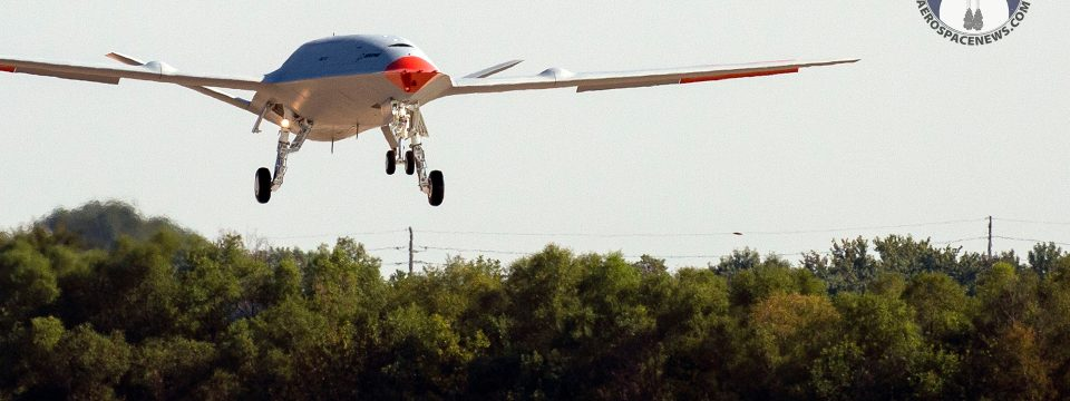 Boeing MQ-25 Drone Achieves First Flight [Video]