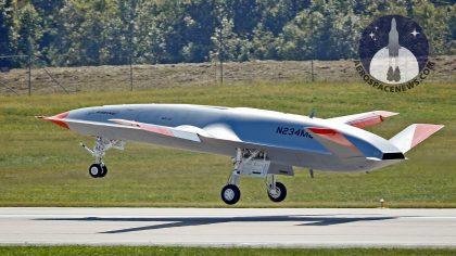 US Navy MQ-25 Drone First Flight 03