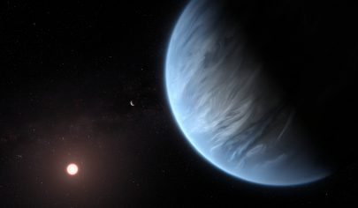 Water Discovered On Habitable Zone Exoplanet [Video]