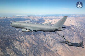 KC-46 Pegasus Picture Boeing USAF