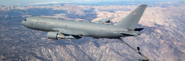 Boeing Gets Fifth KC-46A Batch Despite Problems