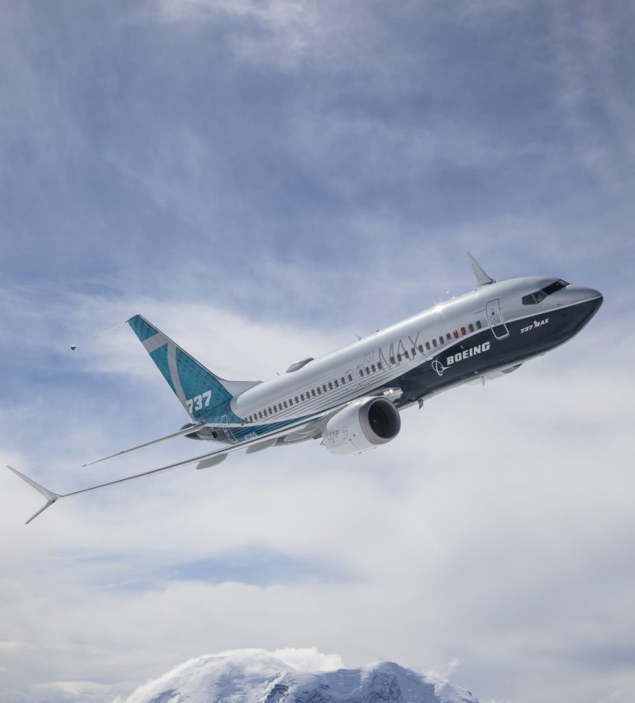 Boeing 737 MAX Picture