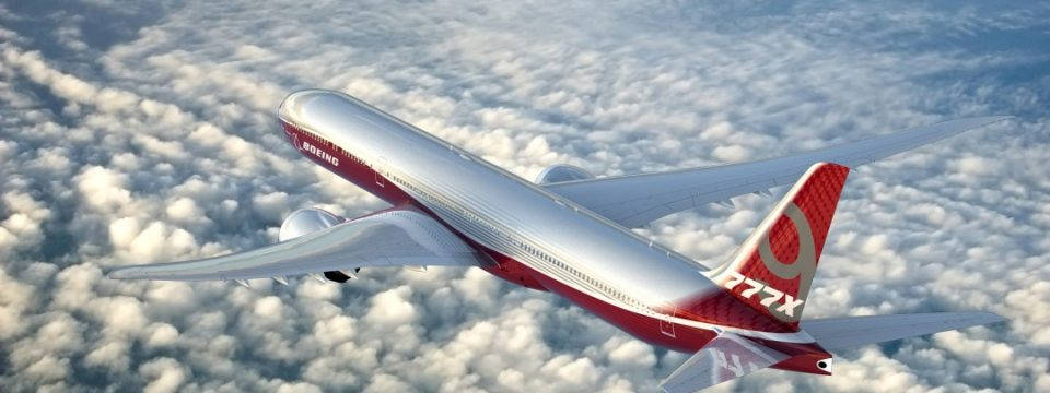 Boeing 777X First Flight Delayed By Weather